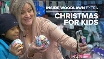 Inside Woodlawn Extra: Christmas for Kids