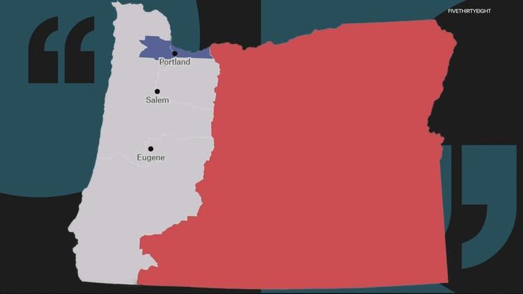 Oregon Republicans sue over Democrat-drawn redistricting maps