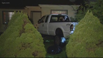 Armed suspect stole truck, shot at man in SE Portland