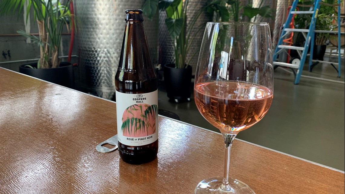 Portland winery is first in country to use reusable bottles