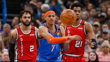 NBA power rankings: 'Blazers might be coming to grips with the reality of this season'