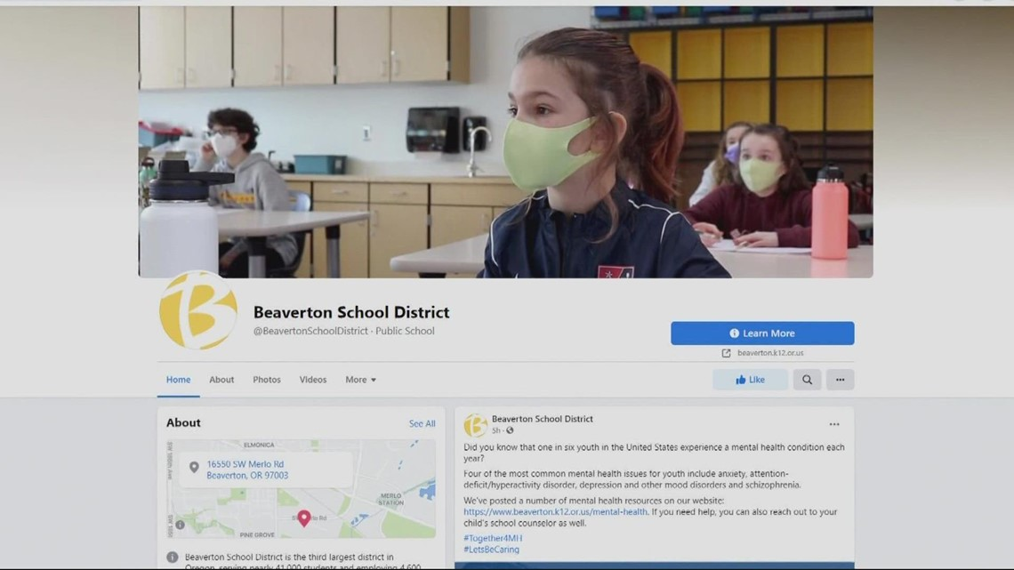 Beaverton School District takes steps to focus on mental health needs