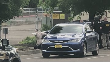 Man surrenders after gunfire in Corvallis Foster Farms plant