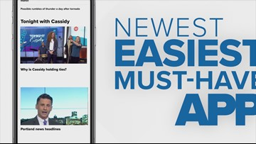 KGW has a new app! Download it here