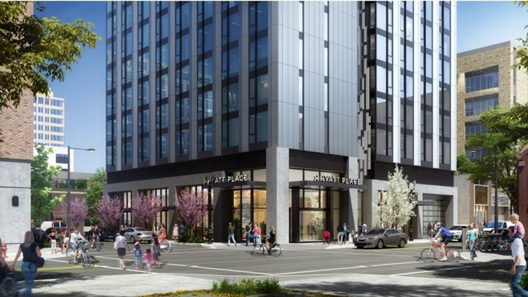 Hyatt Place to be built in the Pearl District