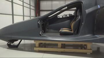 Oregon company hopes flying car takes off