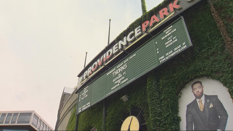 Portland Thorns match at Providence Park postponed after opponent reports positive COVID cases