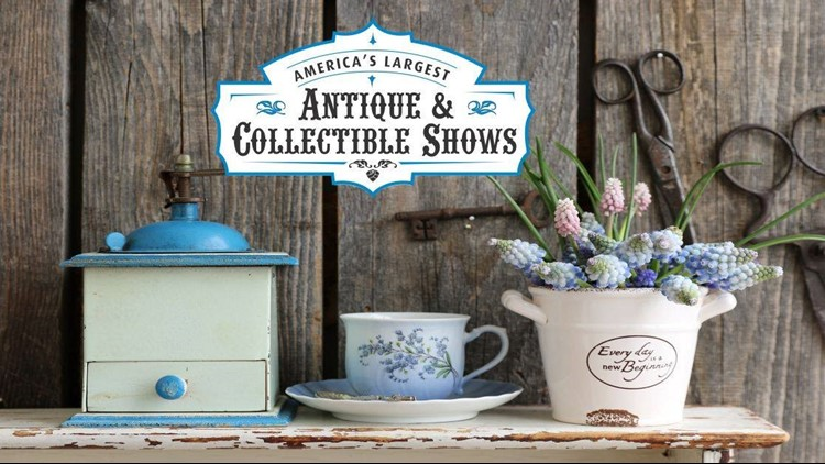 America's Largest Antique Collectible Shows