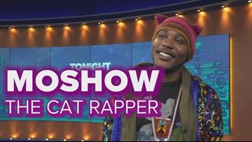 8 questions: Moshow the Cat Rapper