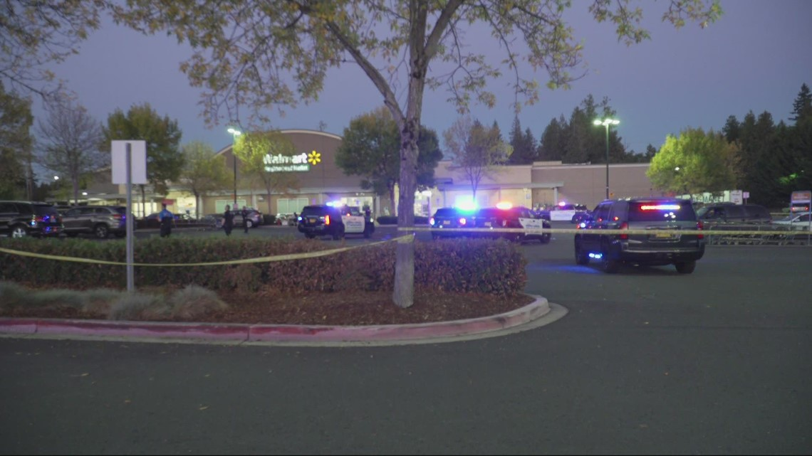 One person dead following a shooting at Gresham Walmart Neighborhood Market