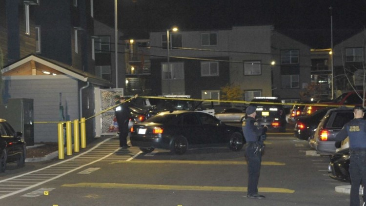 7 Portland shootings over the weekend; shots fired into child's bedroom