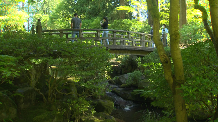 The history of the Portland Japanese Garden