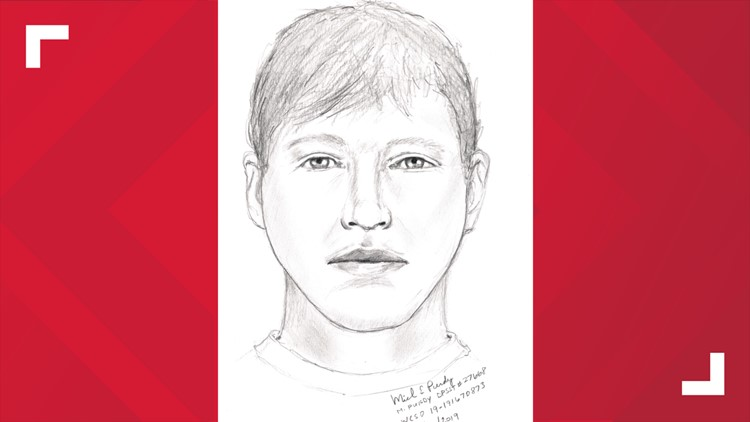 Detectives release sketch of attempted Aloha child abduction suspect