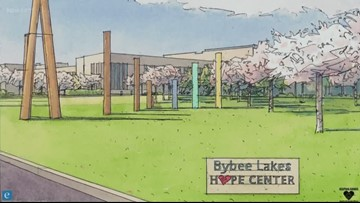 Bybee Lakes Hope Center shows plans for Wapato Jail transformation