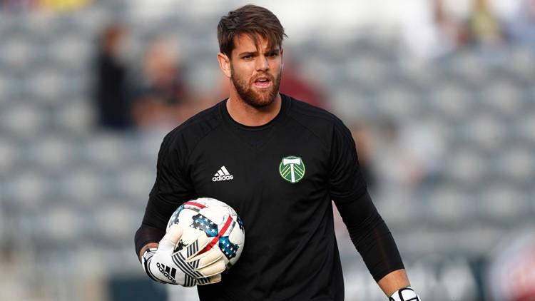 Former Timbers goalkeeper Jake Gleeson sues team doctors for $10.2 million