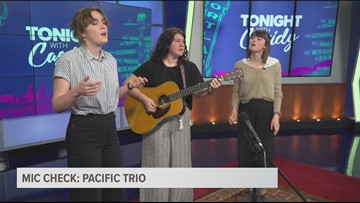 Mic Check: Pacific Trio