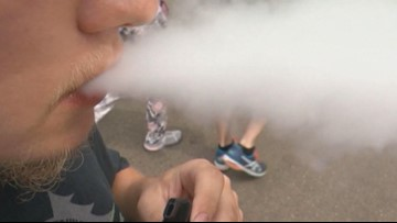 Alabama high school removes bathroom stall doors to combat vaping