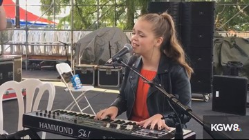 Waterfront Blues Festival Preview with Sarah Grace