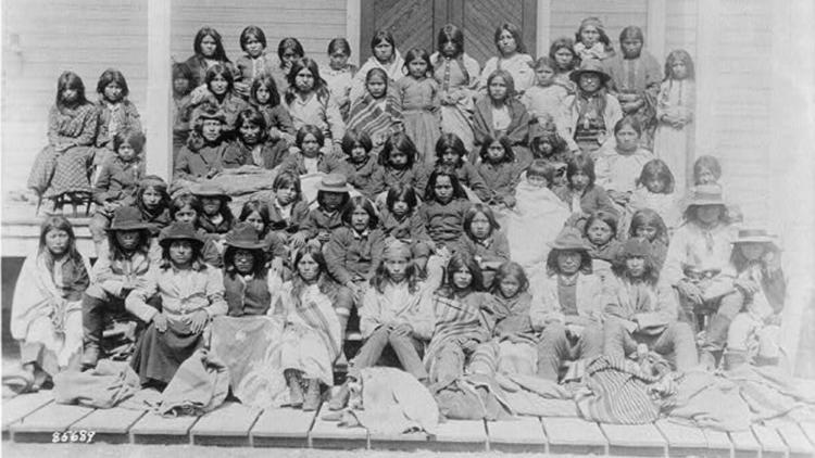 The dark history of Indian boarding schools