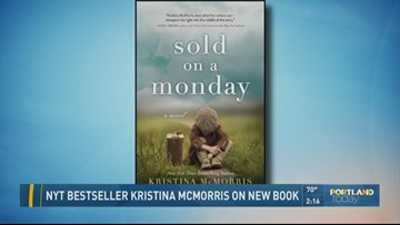 NYT bestseller Kristina McMorris on new book
