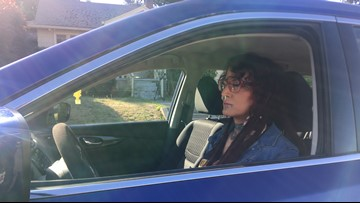 Lyft driver says she was attacked because she's transgender