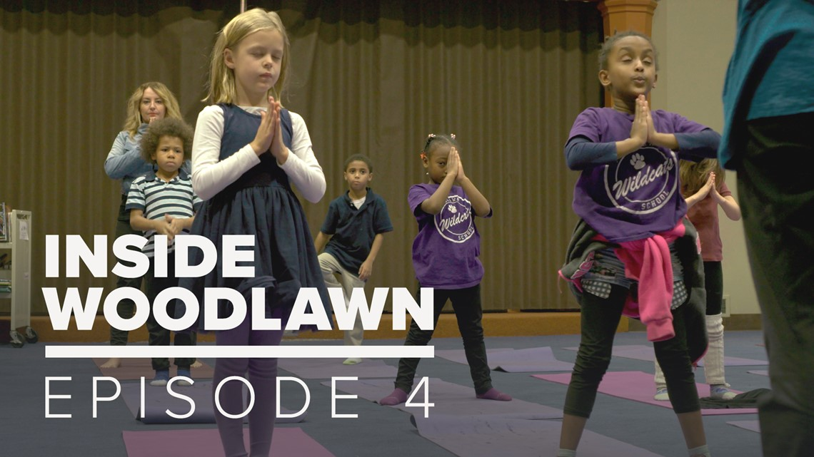 Inside Woodlawn: Changing behavior with yoga and gratitude lessons