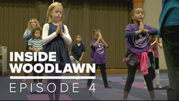 Inside Woodlawn Episode 4: Changing behavior with yoga and gratitude lessons