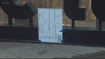'A real tragedy': Portland Trail Blazers fans react to Kobe Bryant's death