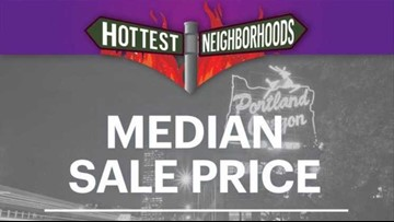 Hottest 'Hoods: The places around Portland with the highest home prices