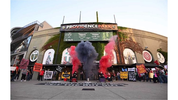 Timbers and Thorns fan groups announce boycott in wake of sexual harassment allegations