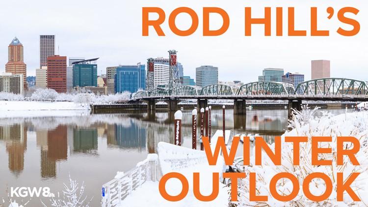 One big Portland snowstorm: Rod Hill's 2019 Winter Outlook