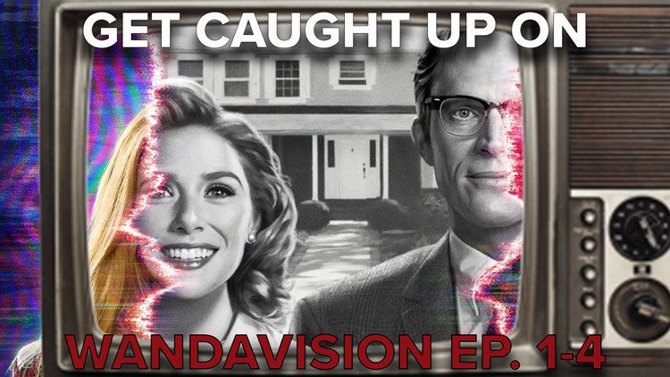 Get caught up before WandaVision episode 5