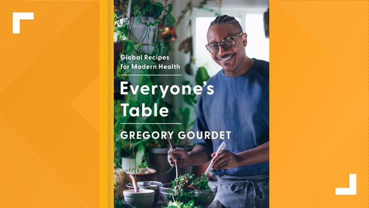 Portland chef Gregory Gourdet adds cookbook author to his resume, 'Everyone's Table' tops bestseller lists