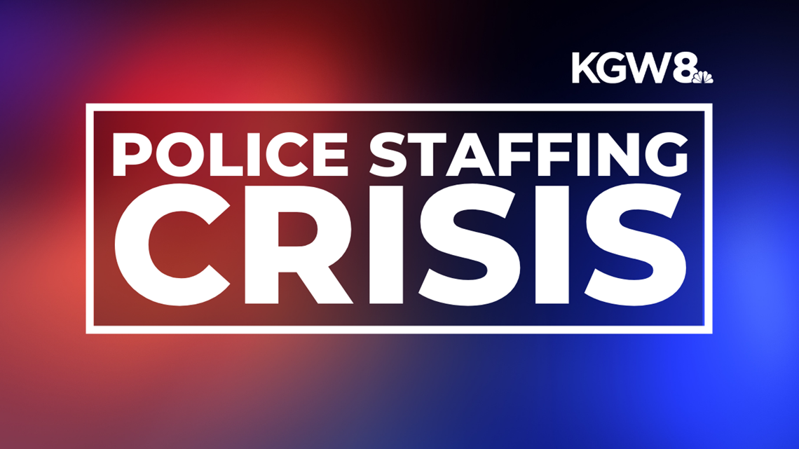 Portland police face critical staffing shortage