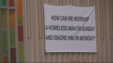 'You take care of Jesus': Corvallis church helps homeless despite angry neighbors, legal confusion