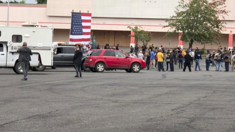 Proud Boys, antifa clash in Northeast Portland