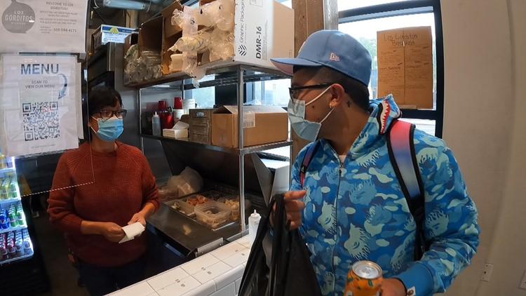 Portland restaurant Los Gorditos still struggling to get by due to pandemic