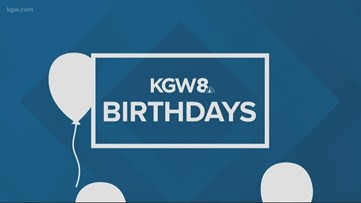 KGW viewer birthdays Nov. 2