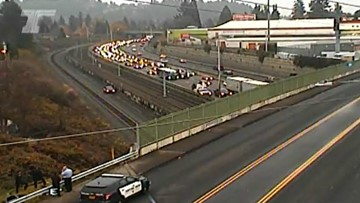 I-84 reopened at 68th after police negotiate with person in crisis