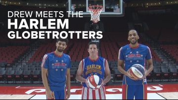 Out and About: The Harlem Globetrotters