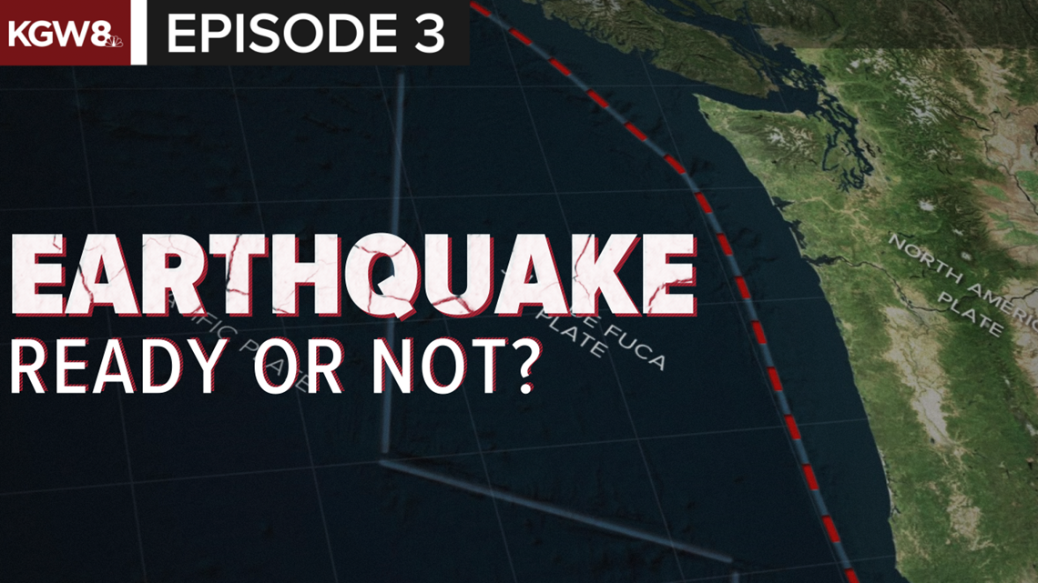 Earthquake Ready or Not: What you need to know about the Cascadia Subduction Zone