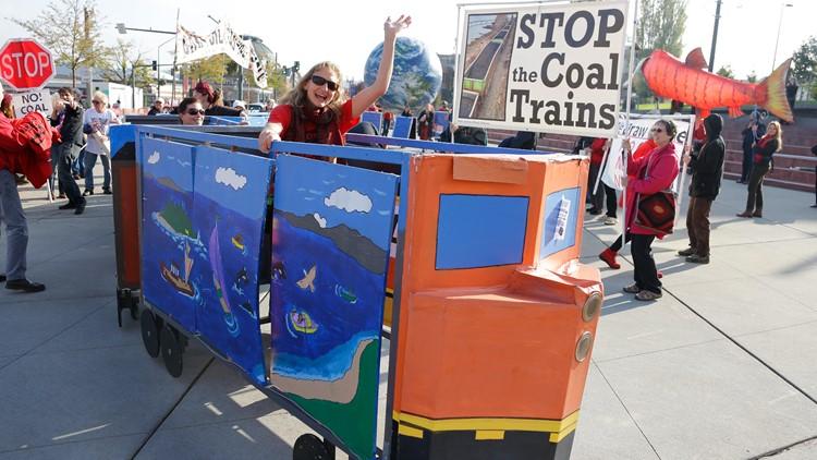 Justices deny Wyoming, Montana coal suit against Washington