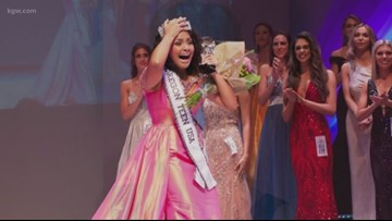 New Miss Teen Oregon USA Crowned