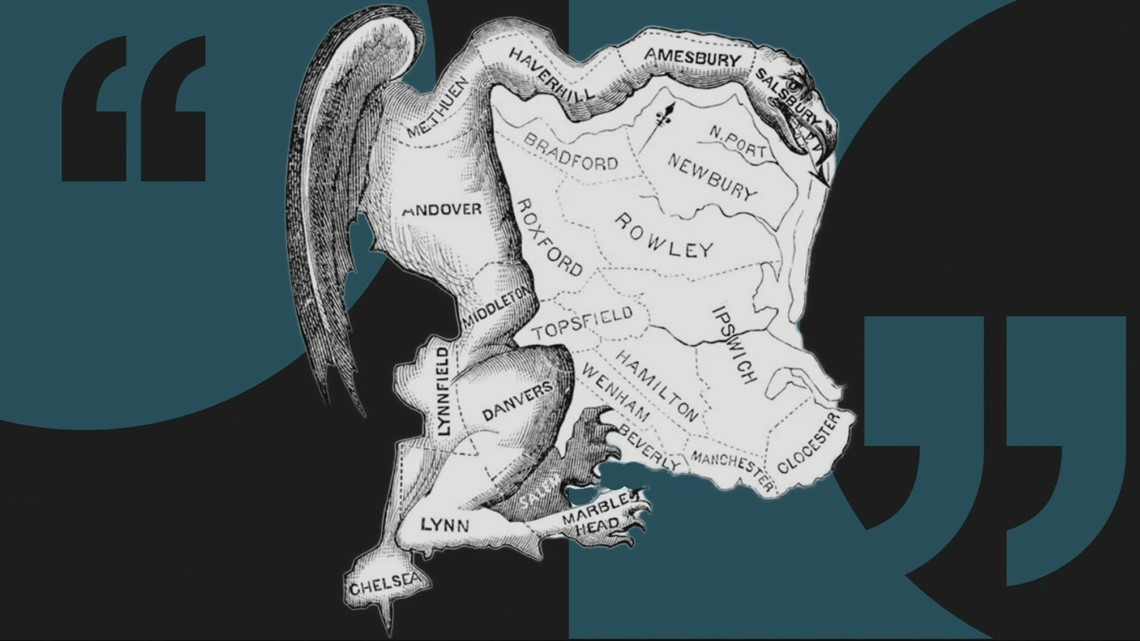 Gerrymandering: What is it, is it legal, and are Oregon's proposed redistricting maps gerrymandered?