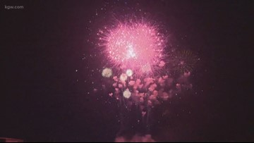 Farewell, fireworks! Lake Oswego planning laser light show for Fourth of July