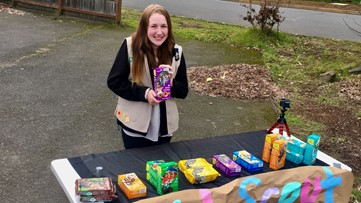 Salem Girl Scouts help nab man using counterfeit bills to buy cookies