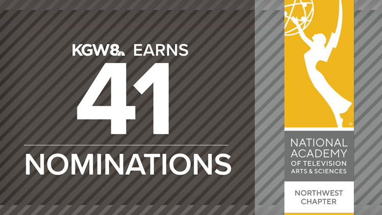KGW earns 41 Emmy nominations for 2020