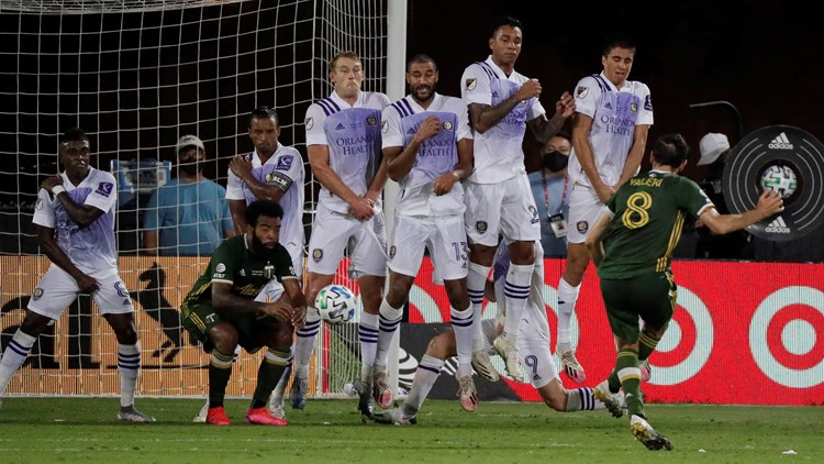 Timbers won't play match vs. San Jose in protest of police shooting of Jacob Blake