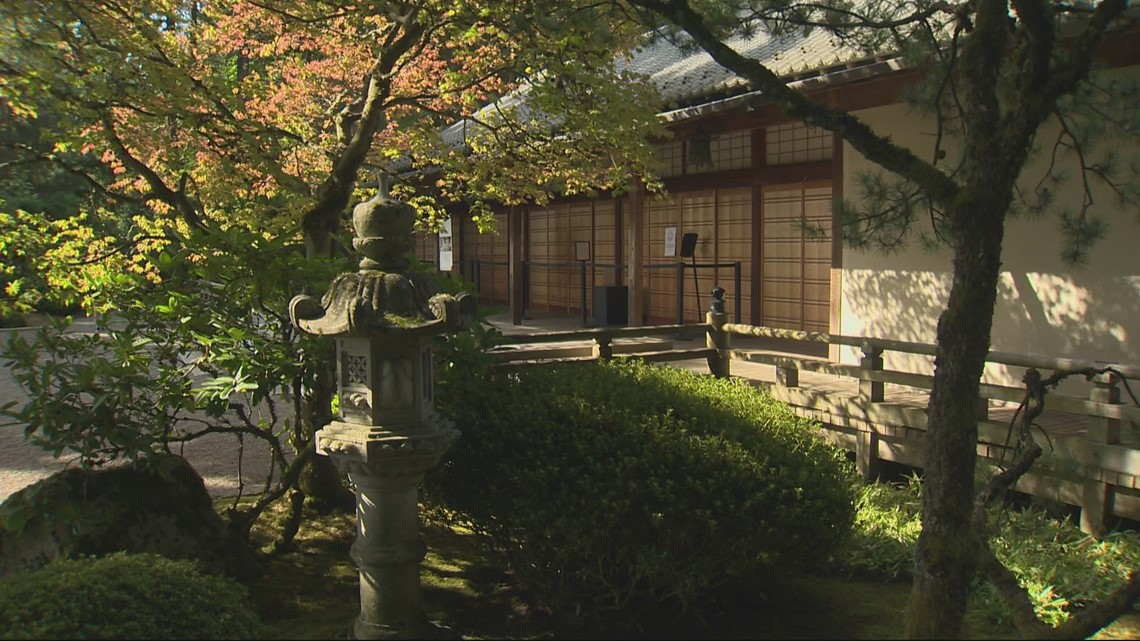 Interview with Portland Japanese Garden CEO