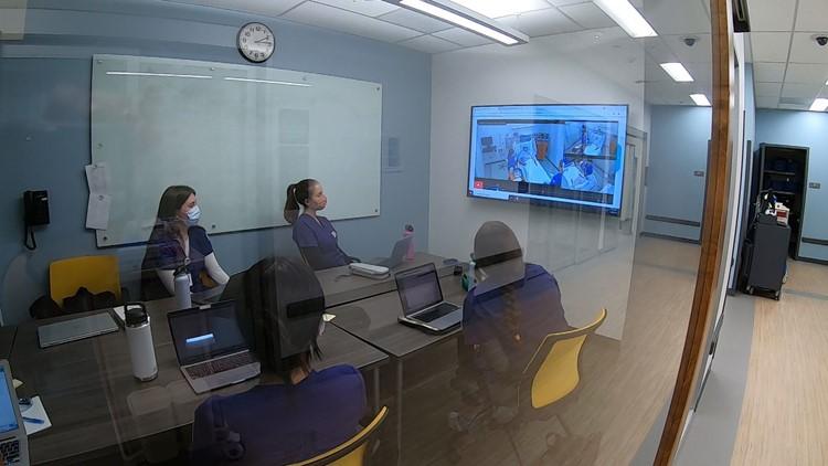 University of Portland nursing program preparing students for workforce amid pandemic challenges